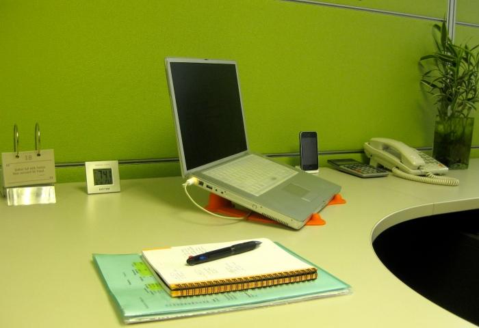 0909 clean desk