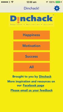 Dinchack App